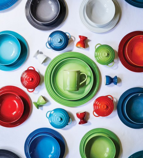 Get Splashed with Le Creuset Colours this Holi